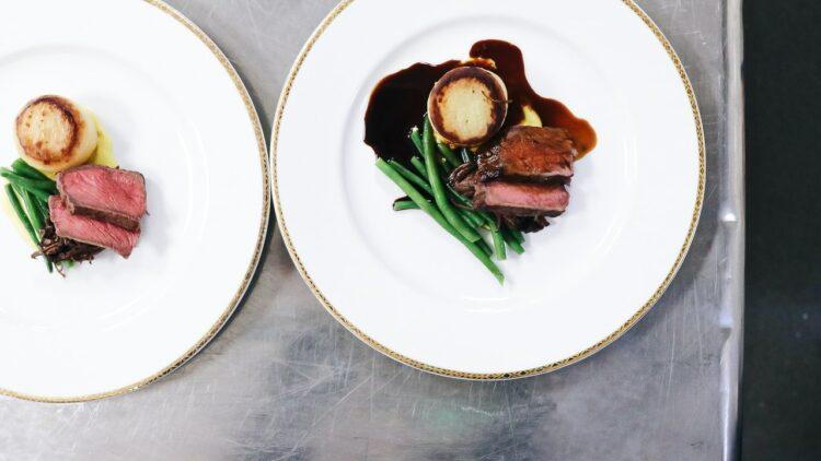Restaurant sur Instagram